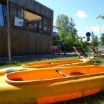 Loděnice - půjčovna lodiček