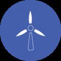 Ikona kategorie Energetika a využití energií
