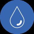 Ikona kategorie Voda