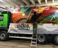 Grafitti ozo