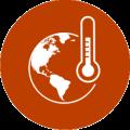 Ikona kategorie Klimatické změny