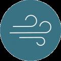 Ikona kategorie Ovzduší