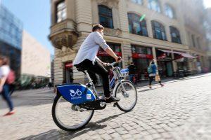 Nextbike bikesharing