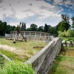 Zoo pavilon slonů