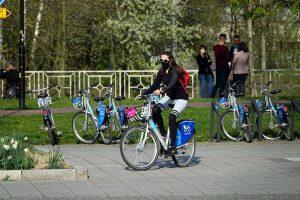 bikesharing rouška