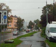Měřicí vůz Sokolská
