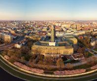 Panorama Ostrava jaro