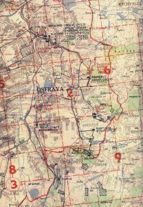 Mapa systému